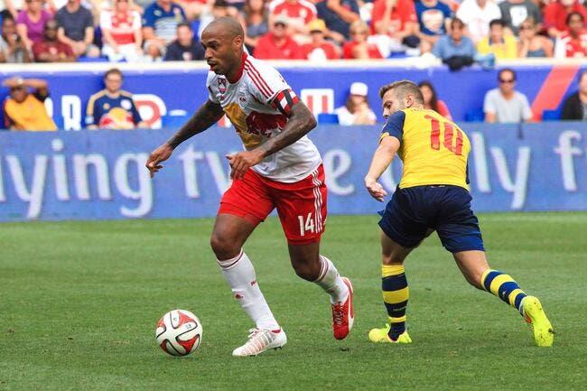 Prochain objectif de Thierry Henry : la LDC avec Arsenal