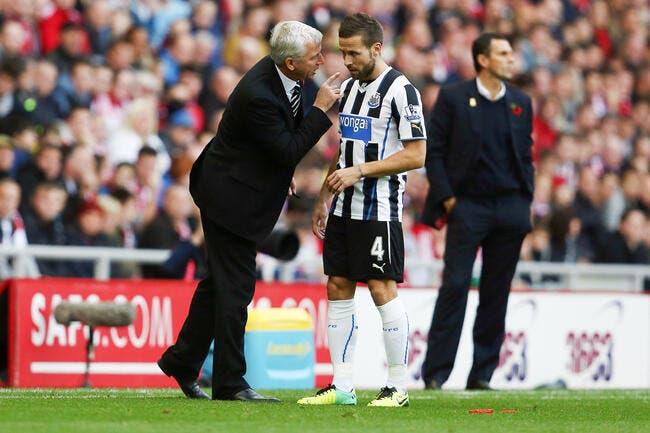 Cabaye au PSG ? « C'est une honte » critique Newcastle
