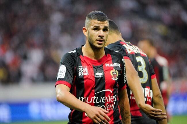 Face au PSG, Nice a manqué de grand joueur estime Eysseric