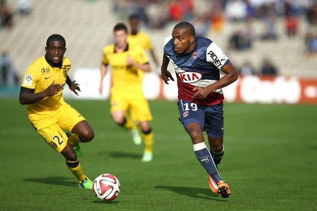 Bordeaux enfonce Lille et reste à l'affût du podium