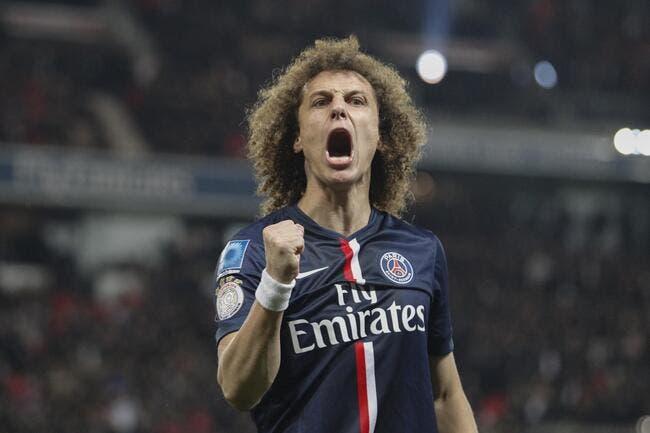 David Luiz premier supporter de Di Maria...au PSG