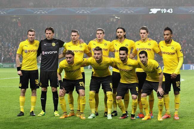 Dortmund passe dernier de Bundesliga