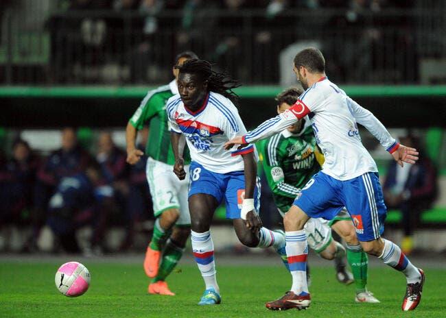 Entre l'OL et l'ASSE, Bafé Gomis ne se mouille pas