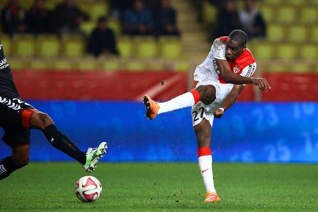 Monaco a perdu Kondogbia pour 6 à 8 semaines