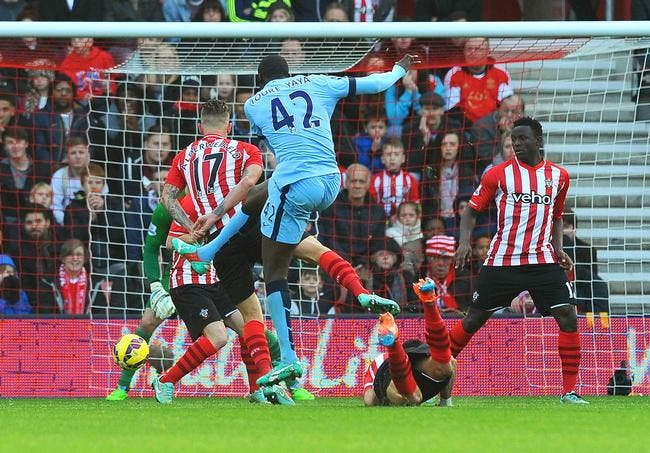 Southampton - Man City : 0-3