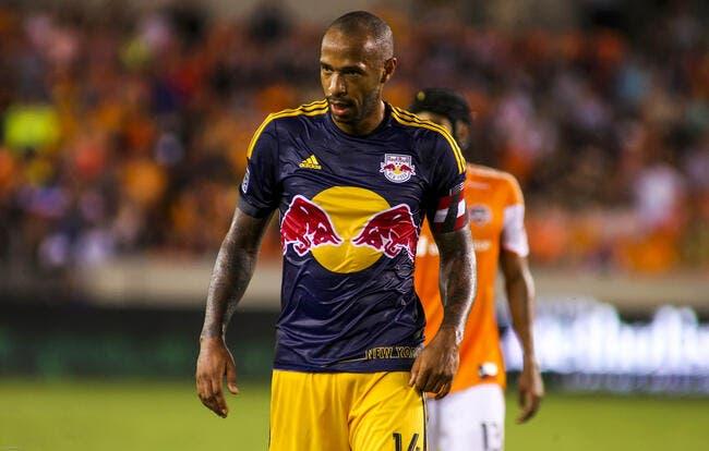 Kaka le mieux payé en MLS, Thierry Henry loin derrière