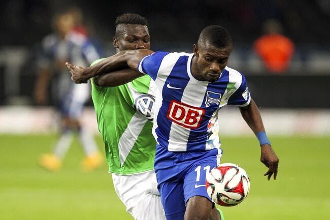 Kalou souhaite bon courage au LOSC contre Wolfsburg