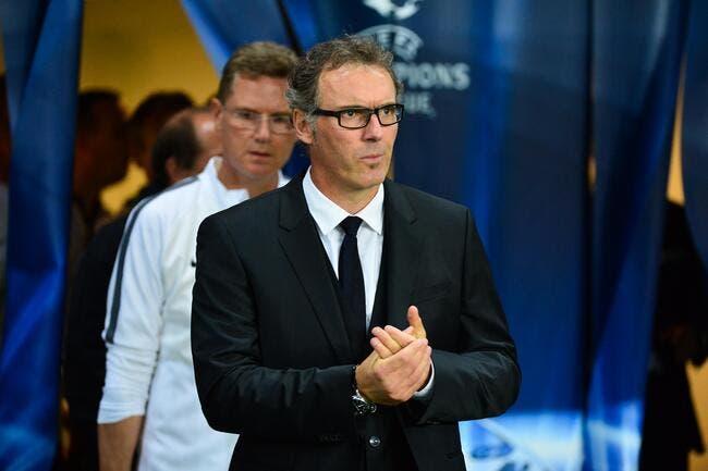 Blanc va finir par quitter le PSG annonce Ménès