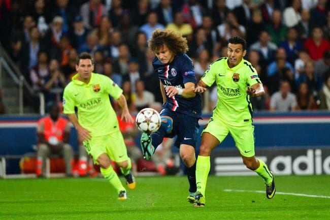 David Luiz « vaut plus que 50 ME » assure le PSG
