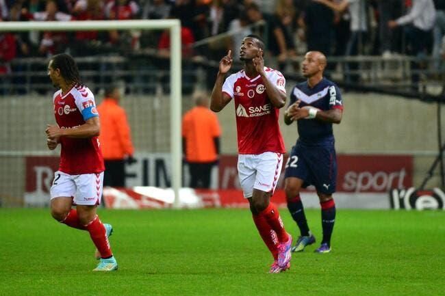 Reims bat Bordeaux… sur un malentendu