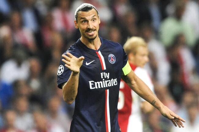Cabaye explique les colères d'Ibrahimovic au PSG
