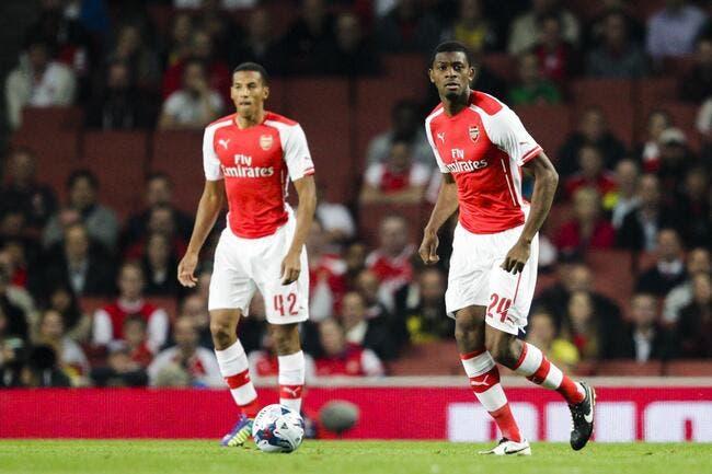 Une 41e blessure en vue pour Diaby à Arsenal...