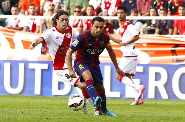 Rayo Vallecano - FC Barcelone : 0-2