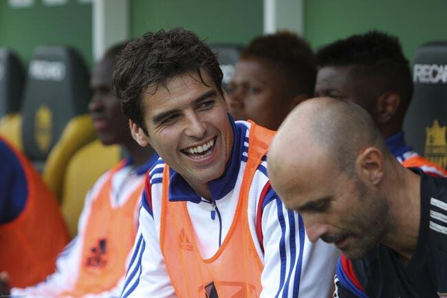 Yoann Gourcuff titulaire pour OL-Lille, oui c'est possible !