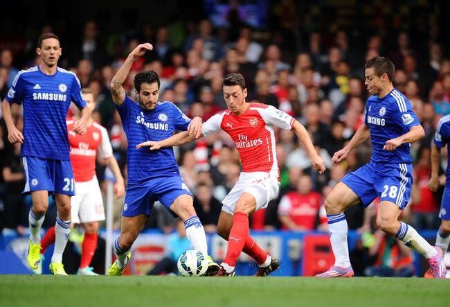 Chelsea - Arsenal : 2-0