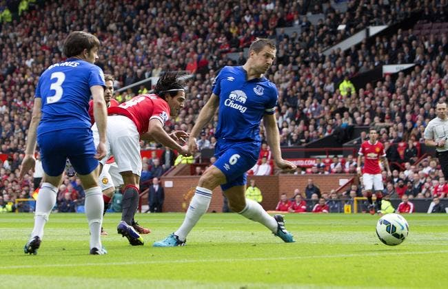 Manchester United - Everton : 2-1