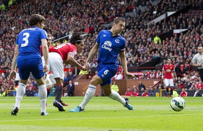 Manchester United - Everton : 2-1