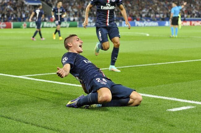 Son but, son avenir, Verratti voit loin avec le PSG