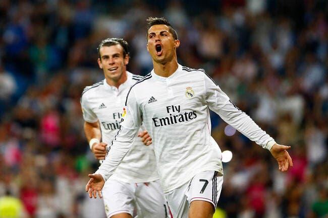 Cristiano Ronaldo explose tout sur son passage