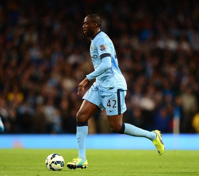 Man City craint de voir Yaya Touré au PSG en janvier