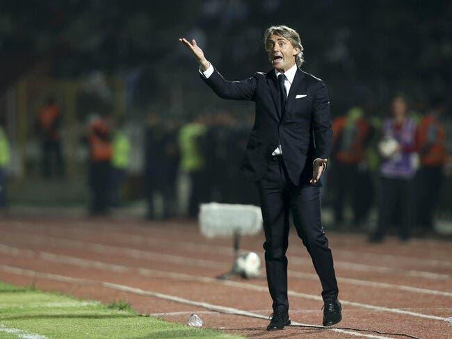 Mancini n'a rien de spécial à dire sur le PSG