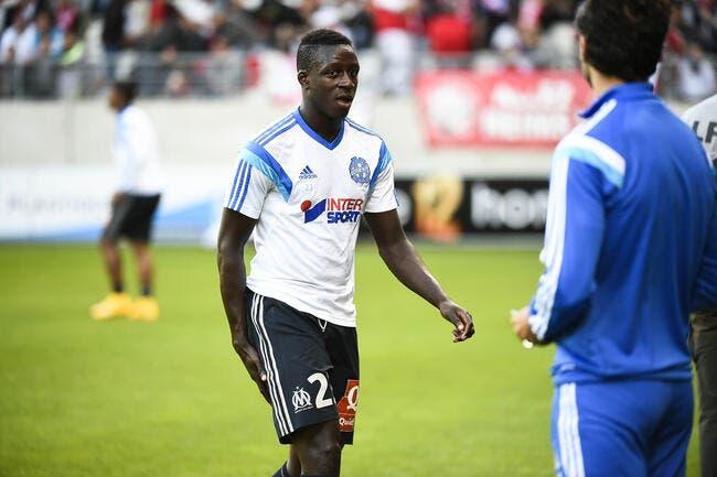 L'OM, meilleur club de France annonce Mendy
