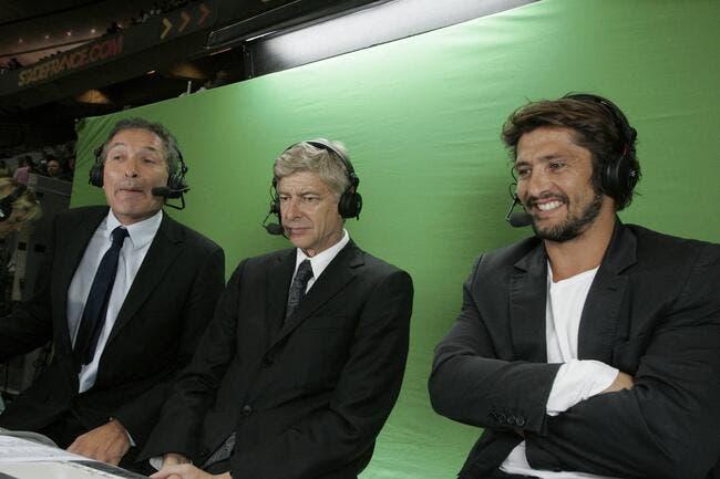 Arsène Wenger calmé et de retour sur TF1 ?