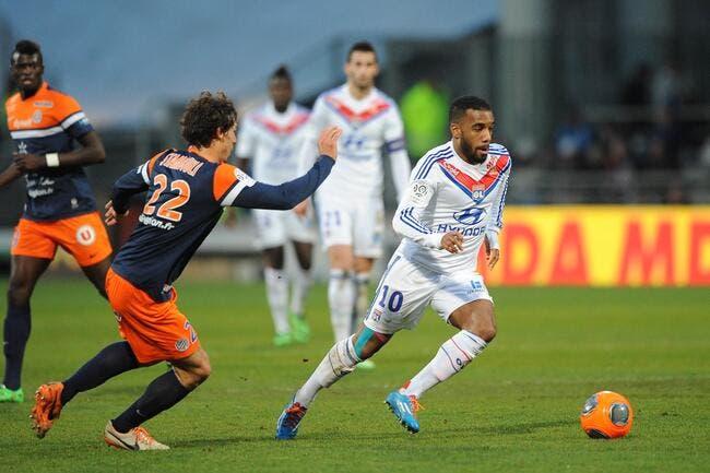 Montpellier-OL finalement inversé !