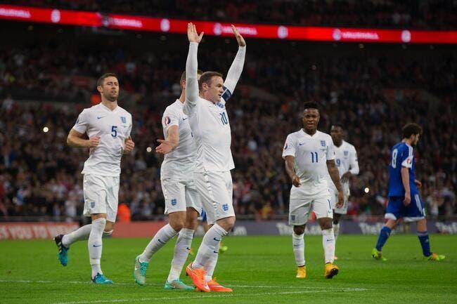 Angleterre – Saint-Marin 5-0