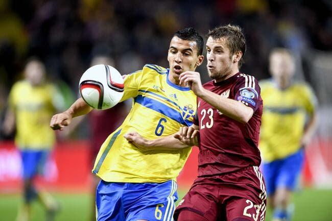 Suède – Russie 1-1