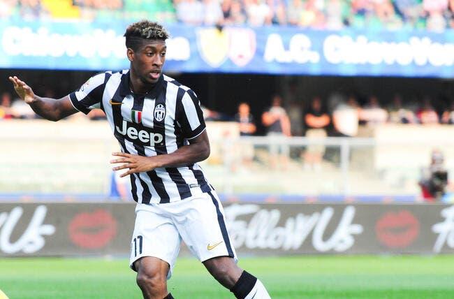 Coman, du PSG à la Juventus...un prêt et déjà des regrets ?