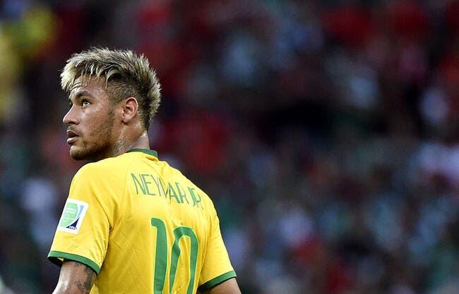 Brésil - Argentine : 2-0