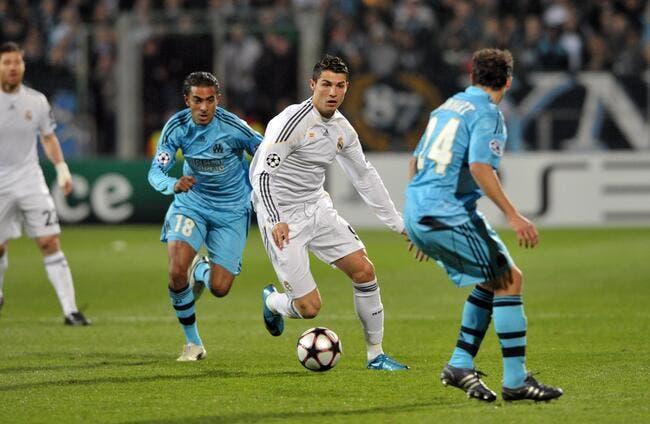 Cristiano Ronaldo, le «monstre» vu contre l'OM par Di Meco