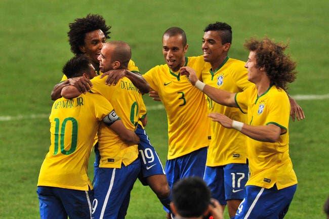 Da Fonseca calme la joie du Brésil
