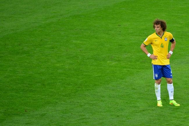David Luiz rassure le PSG sur sa blessure