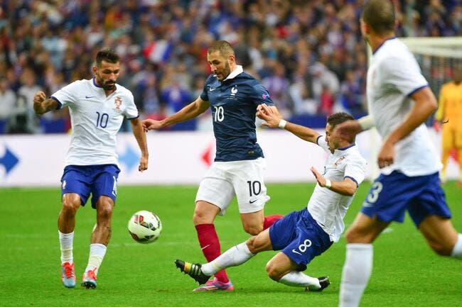 La France se fait plaisir face au Portugal