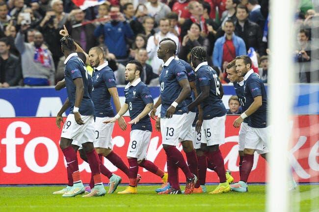 France - Portugal : Les notes des Bleus