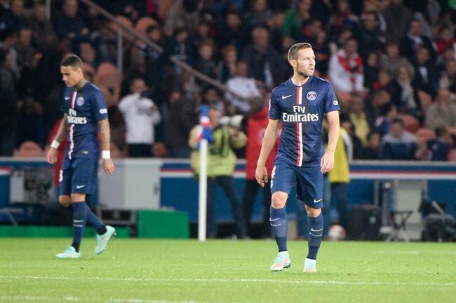 Liverpool veut Cabaye, mais au prix du PSG
