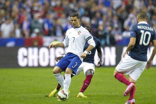 Nani défend Cristiano Ronaldo face à Benzema