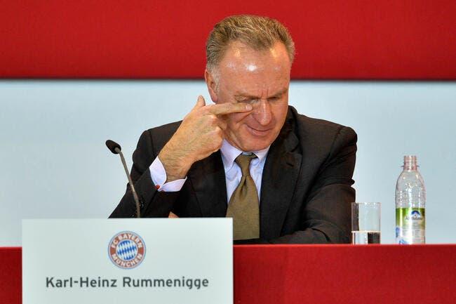 Et bam, le Bayern allume le PSG devant l'UEFA
