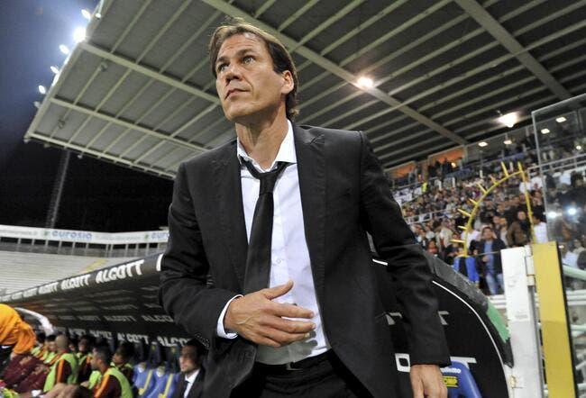 Garcia évite la polémique Rabiot au PSG