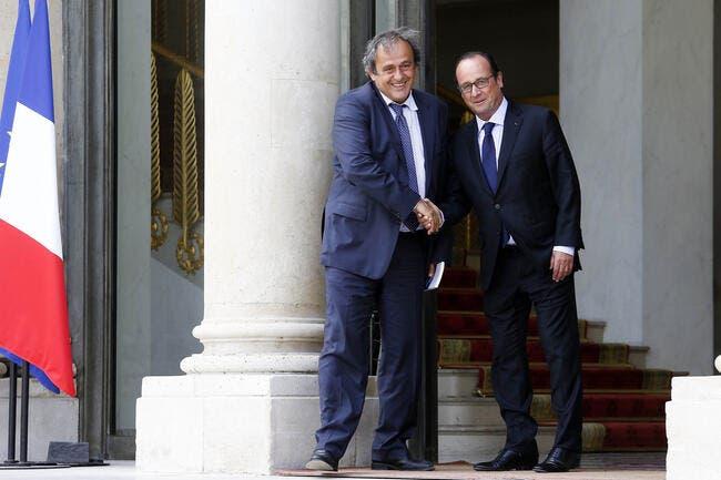 Platini rassure et inquiète le PSG avec le fair-play financier