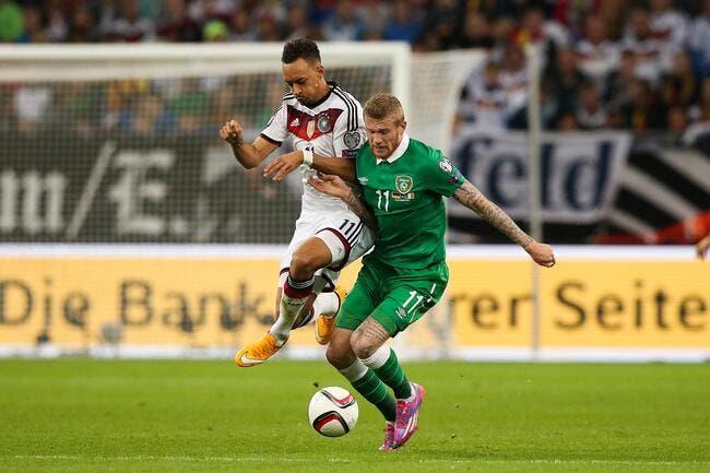 Allemagne – Irlande 1-1