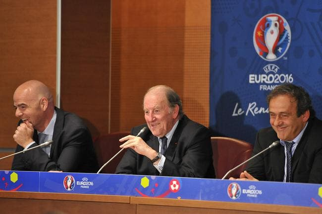 L'Euro 2016 en France à prix d'ami ?