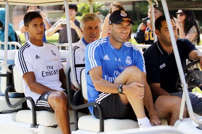Malgré Varane, Ancelotti ne pousse pas Pepe dans les orties
