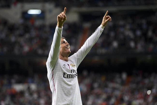 Cristiano Ronaldo affole les compteurs... de Facebook