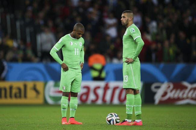 L'Algérie, premier qualifié pour la CAN 2015