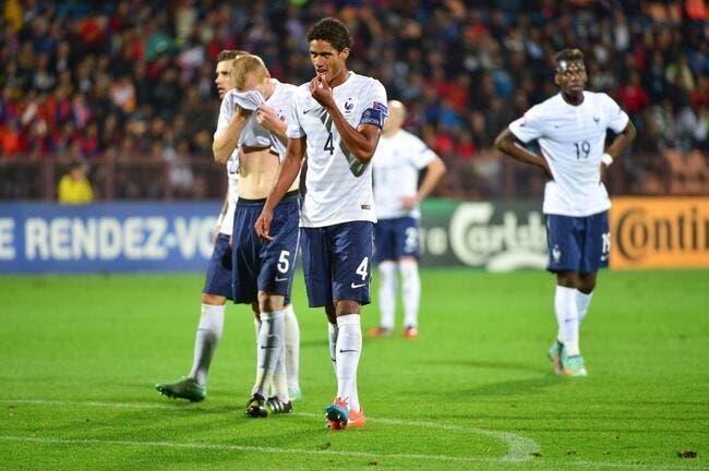 Varane capitaine à 21 ans, Deschamps n'a pas hésité