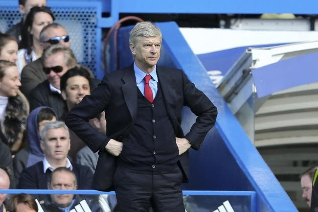 Wenger calme direct la rumeur Monaco