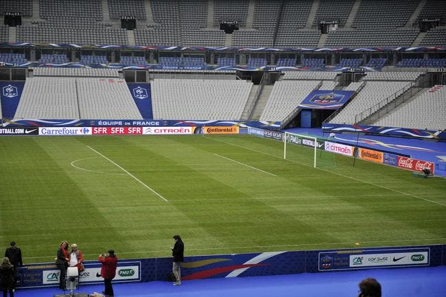 Blanc a rendu vert le Stade de France avant Lens-PSG